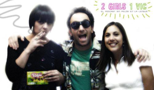 2 Girls 1 Vic: el podcast de Japi Jane 3