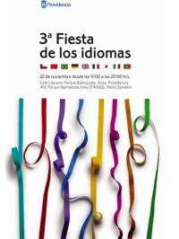 III Fiesta de los idiomas este sábado 5