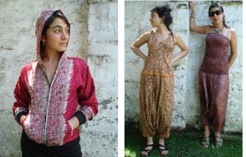 Andinomarino: linda ropa de India 1