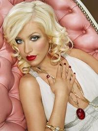 Christina Aguilera diseña para TopShop 3
