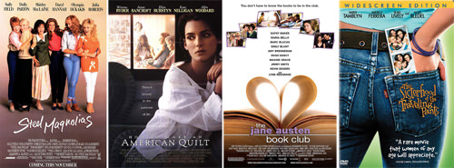 Cine Pack: Grupos de mujeres 3