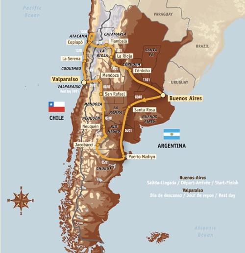 Dakar en Chile, cuestión de oportunidades 6
