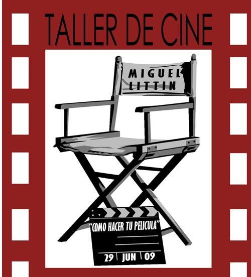 Afiche Taller Cine Final
