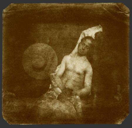 Autoportrait En Noye