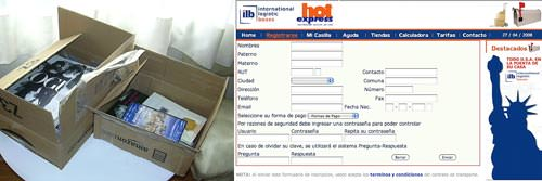 Hot Express Amazon