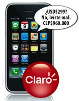 Iphone-Sobreprecio-Claro-Chile