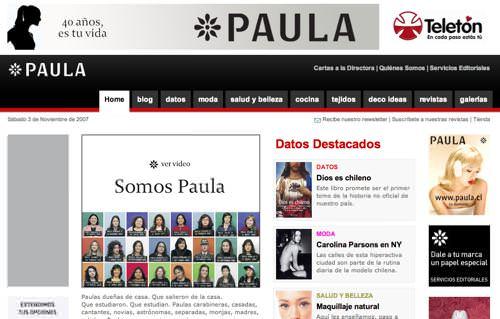 Paulaweb