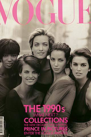 Vogue Supermodels
