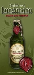 Kunstmann lager sin filtrar en supermercados! 1