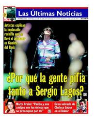 El caso Sergio Lagos 1