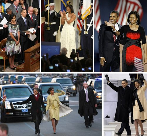 Michelle Obama: a very stylish girl 1