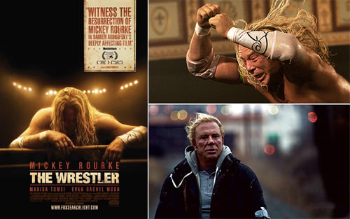 The Wrestler, el regreso de Mickey Rourke 1