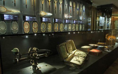 """El Museo de la Moda relanza """"Tenis"""" 3"""