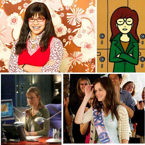 Las chicas nerd favoritas de la televisión  1