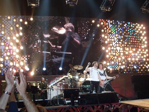 Queen + Paul Rodgers, este domingo en Via X 1