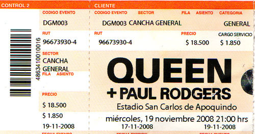 Paul Rodgers no era tan malo! 1