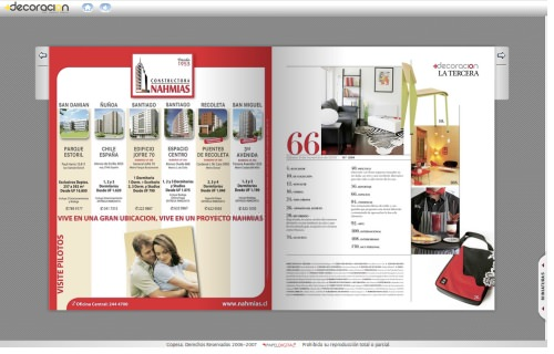 Revista + Decoración online 3