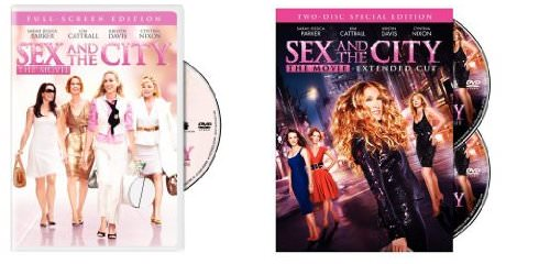 Sex and the City, el dvd 1