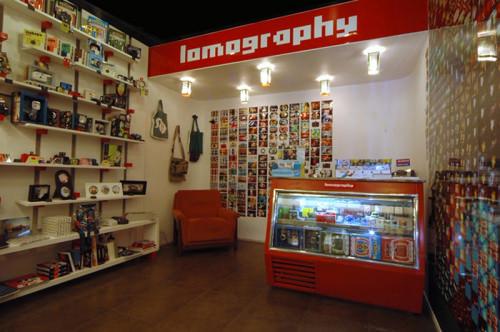 Nueva tienda Lomography en el Drugstore 5