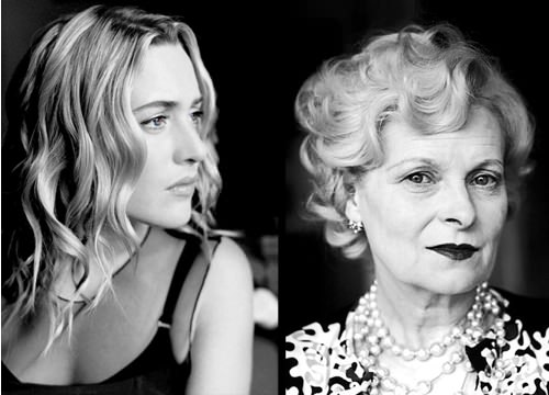 Kate Winslet ya no será Vivienne Westwood  1