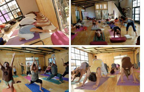 Maratón de yoga a luca en enero y febrero 5