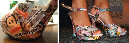 Enchula tus zapatos 2