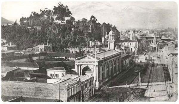 Panorama en la Alameda de las Delicias el Día del Patrimonio 1