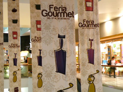 Feria Gourmet en Piso Diseño 2