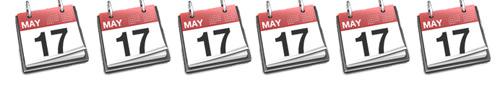 17 de mayo: el día de todo 1