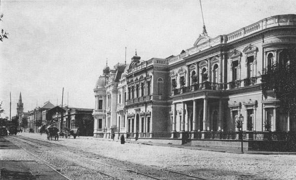 Panorama en la Alameda de las Delicias el Día del Patrimonio 12