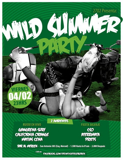 VIE/04/01 Wild Summer Party 1
