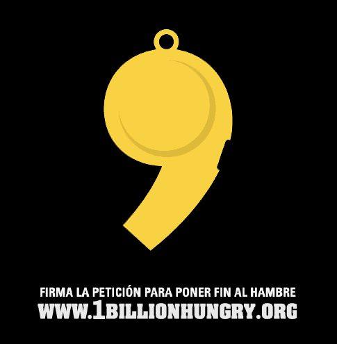 Campaña: Mil millones de personas sufren de hambre crónica y eso me enfurece 3
