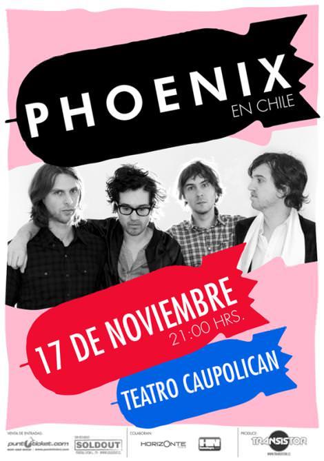 MIE/17/11/ Phoenix en vivo 3