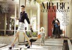 Mr. Big en Harper's Bazaar 1