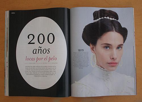 Revista Paula, edición Bicentenario 12