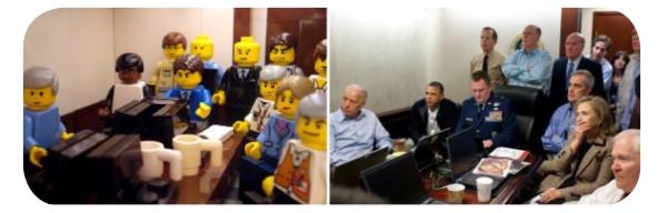 El 2011 a la Lego 3