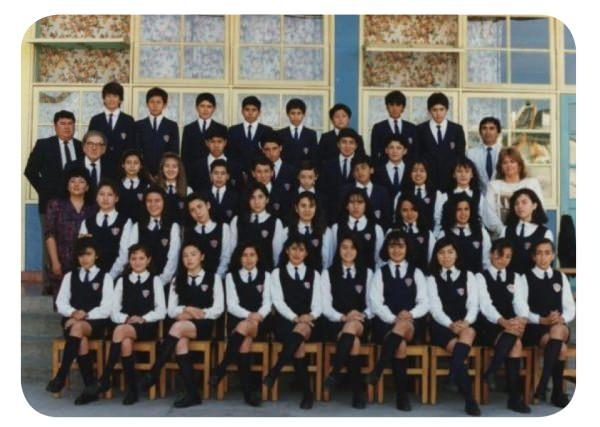 La felicidad en las juntas de ex compañeros de colegio 1