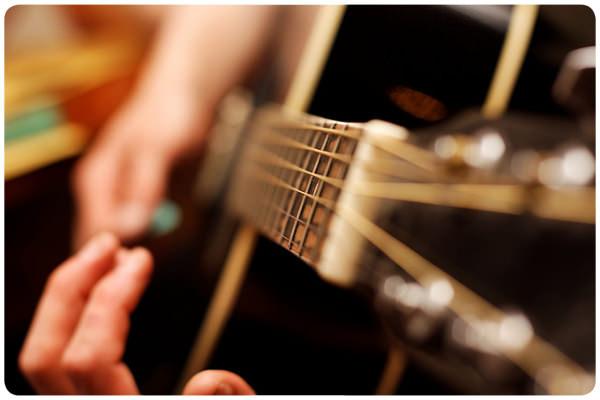 De las cosas que me gustaría hacer: tocar un instrumento ...