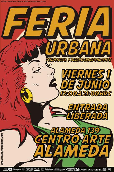 Feria Urbana Tendencias y Diseño 1