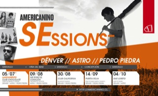 Americanino Sessions 1