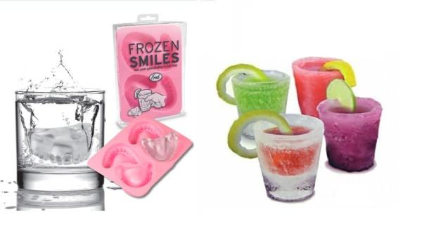 Objeto de deseo: cubetas de hielo entretenidas 1