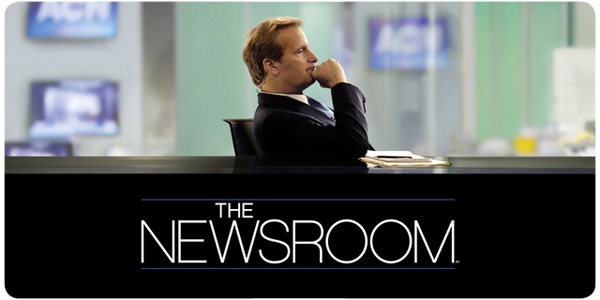 The Newsroom, por fin 1