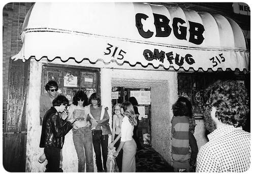 La película sobre CBGB 1