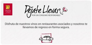 """Promoción """"Déjate llevar"""" de El Mundo del Vino 3"""