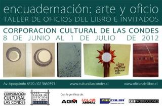 """Exposición """"Encuadernación, Arte y oficio""""  3"""