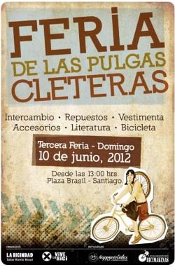 Mercado para bicis: Feria de las pulgas cleteras 3