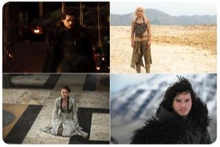 Apuntes sobre el final de la segunda temporada de Game of Thrones  1
