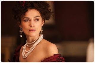 Keira Knightley ahora es Anna Karenina 1