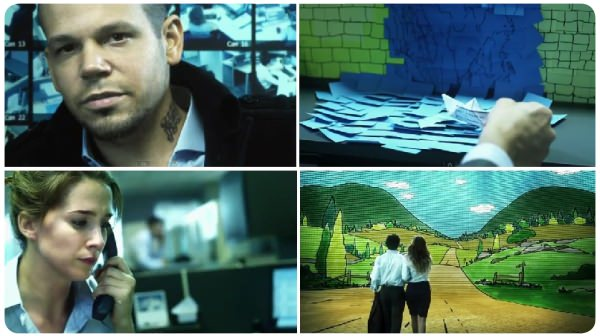 """""""La vuelta al mundo"""", el video de Calle 13 dirigido por Campanella 1"""