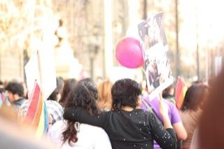 Algunas imágenes de la Marcha de la Igualdad 2012 10